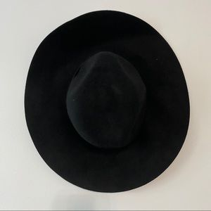 ZARA 100% Wool Floppy Hat